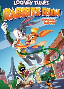 兔八哥之兔子快跑